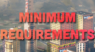 Simcity 2013 Minimum PC and MAC Requirements