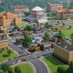 Simcity 2013 University City