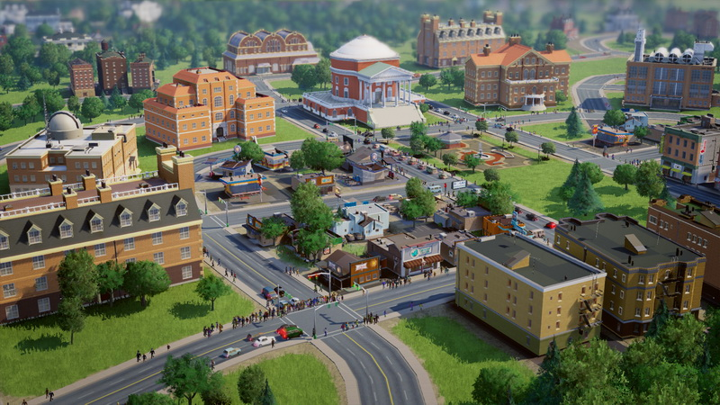 Simcity Releases February 2013 Plus First Screenshots