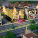 Simcity Fire Disaster