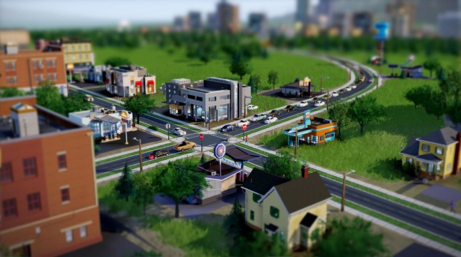 Simcity Neighborhood Screenshots