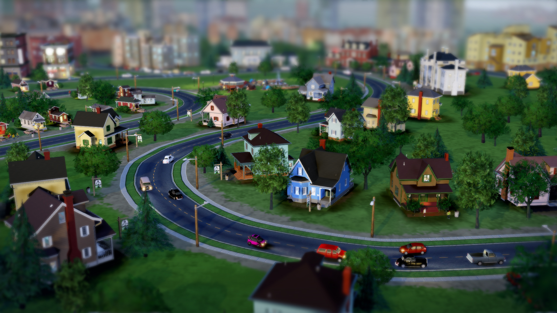 Simcity Details at E3: Gather Resources, Play Offline Briefly…