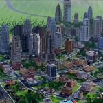 Simcity Skyscraper Cityscape