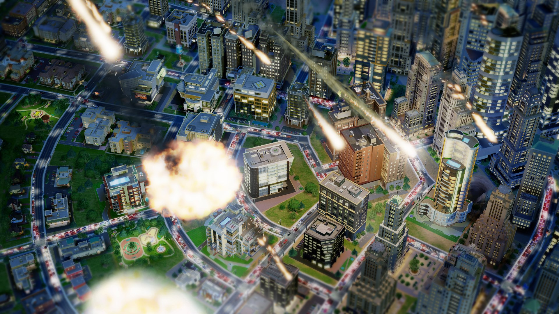 EA/Maxis Offers A Free PC Game As Compensation for Simcity Launch Issues
