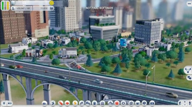 Simcity Bridge 660x368 New Simcity Video Shows Region Play, Bridges, Crime, and More!