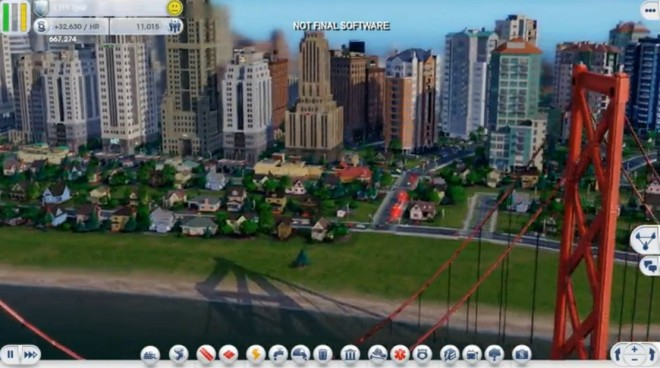 Simcity Golden Gate Bridge 660x368 New Simcity Video Shows Region Play, Bridges, Crime, and More!