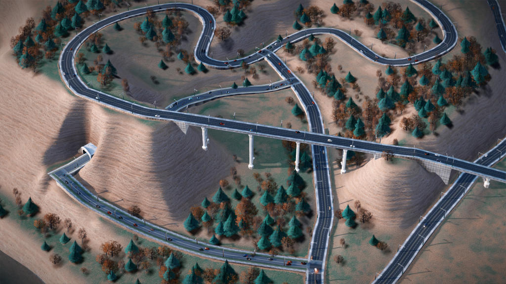 How To Build A Bridge Over Water In Simcity