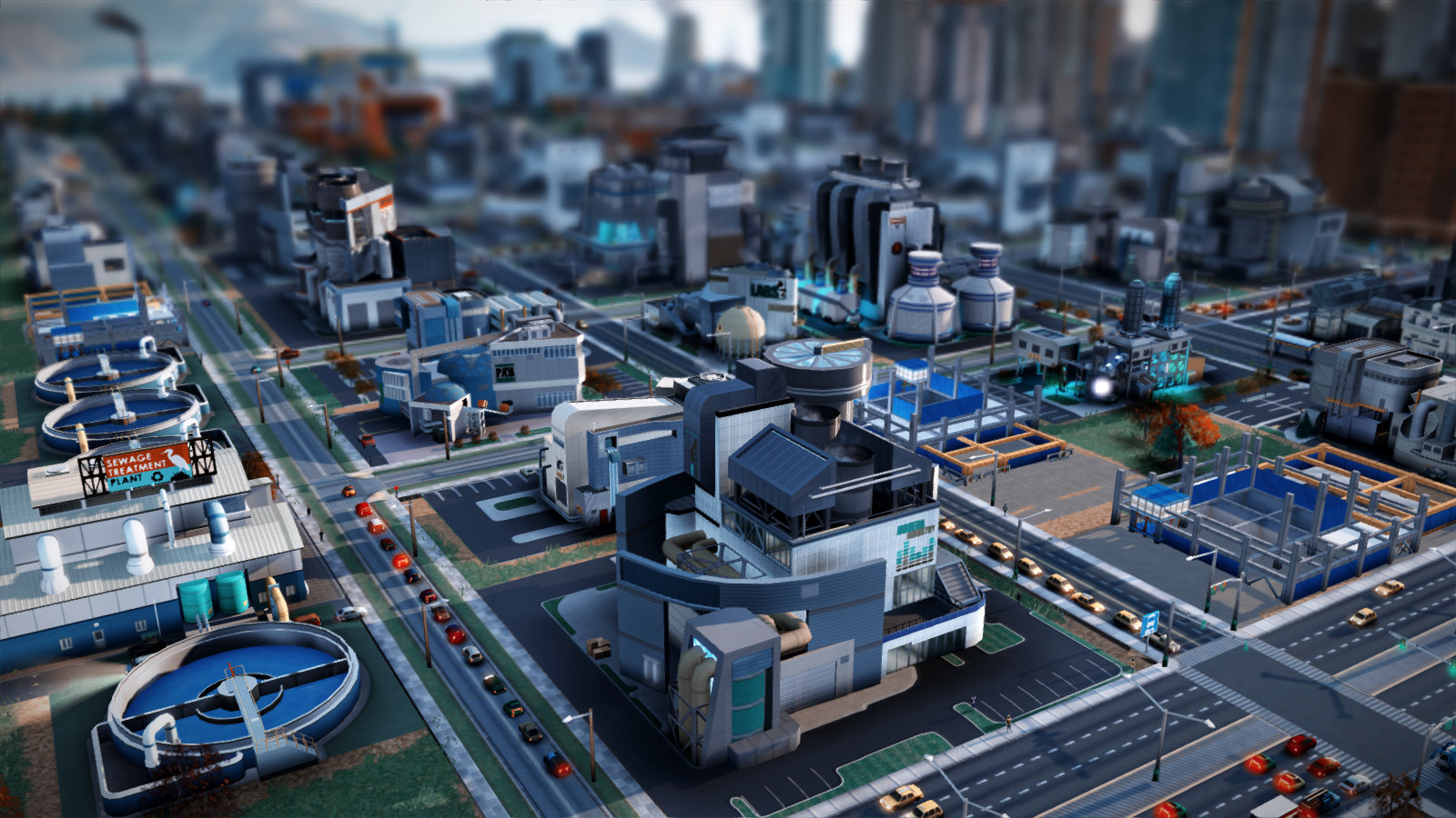 Simcity v1.3 Patch to Help Optimize Some Traffic