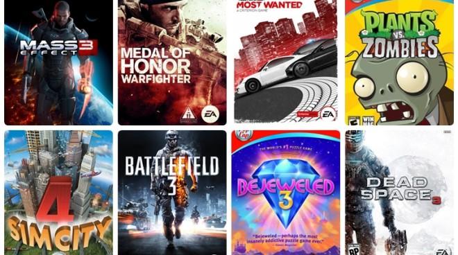 EA Free Game list