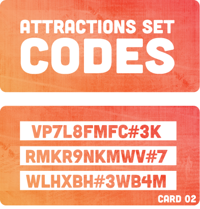 Attractions-Set-codes2