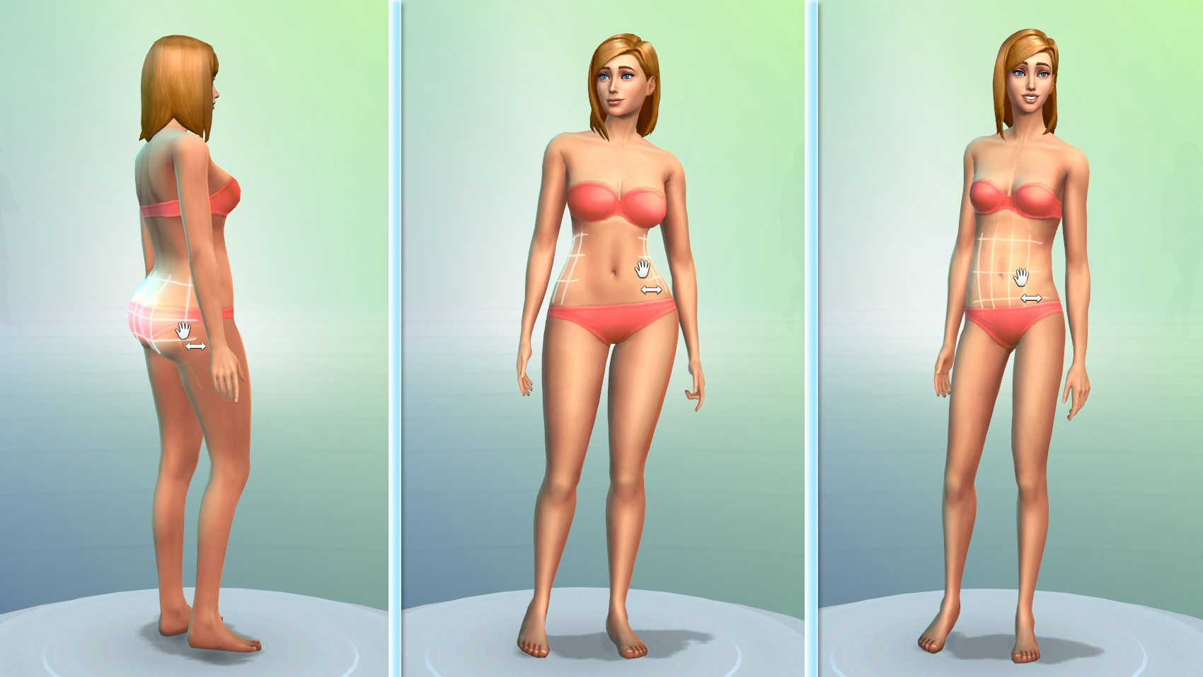 The sim 4 - Character women
