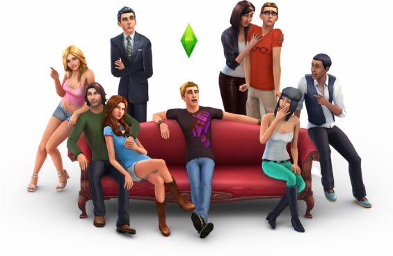 The Sims 4 Family