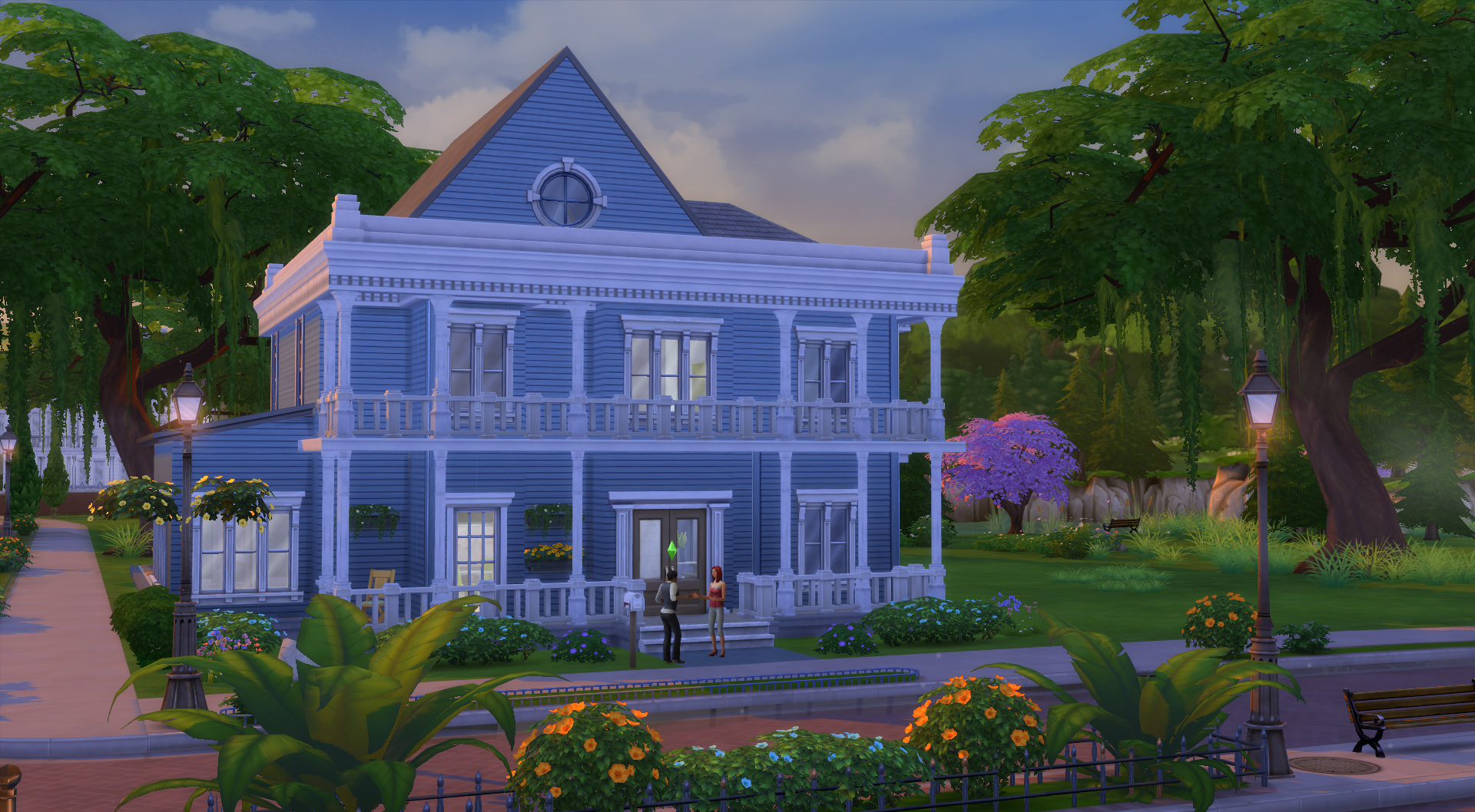 Pics for sims 4 houses for House 4