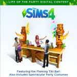 The Sims 4 Life of the Party Digital Content