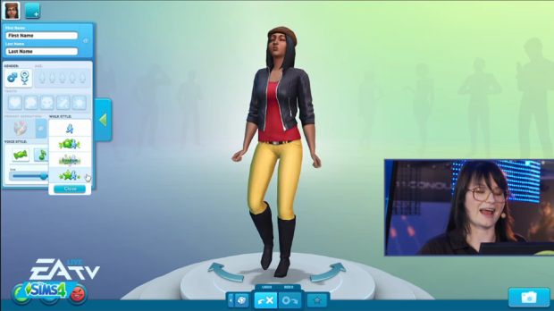 The Sims 4 Swagger
