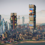 Simcity Cities of Tomorrow MegaCorp