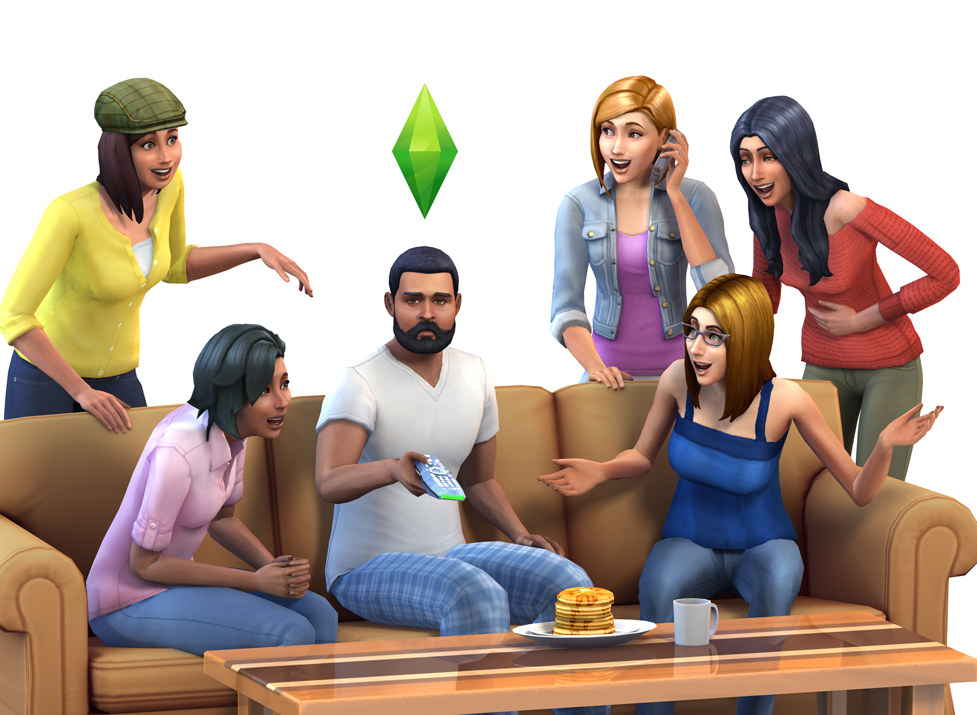 The Sims 4 Launches in Autumn 2014 – simcitizens