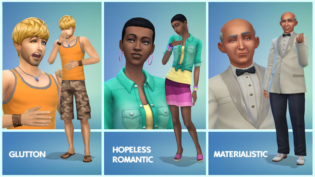 Sims 4 Traits