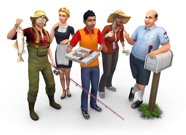 The Sims 4 Services