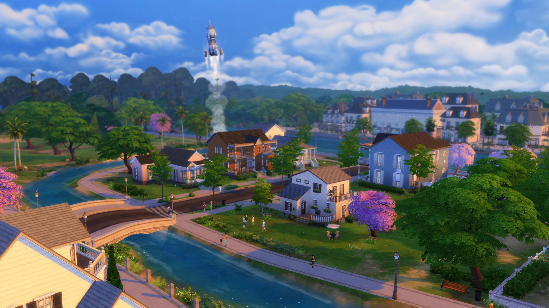 Favori The Sims 4 High Resolution Screenshots – simcitizens IB37