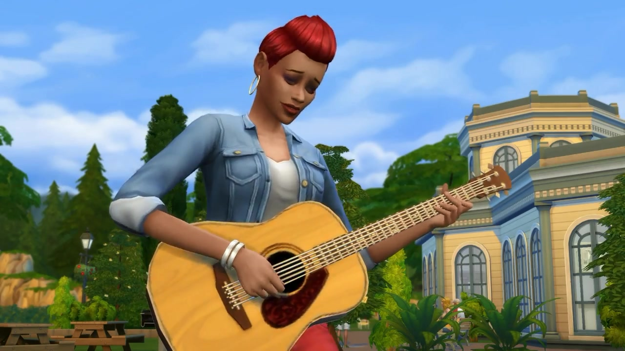 Sims 4: Smarter and Weirder Sims Trailer