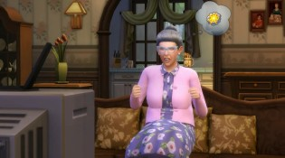The Sims 4_ Angry