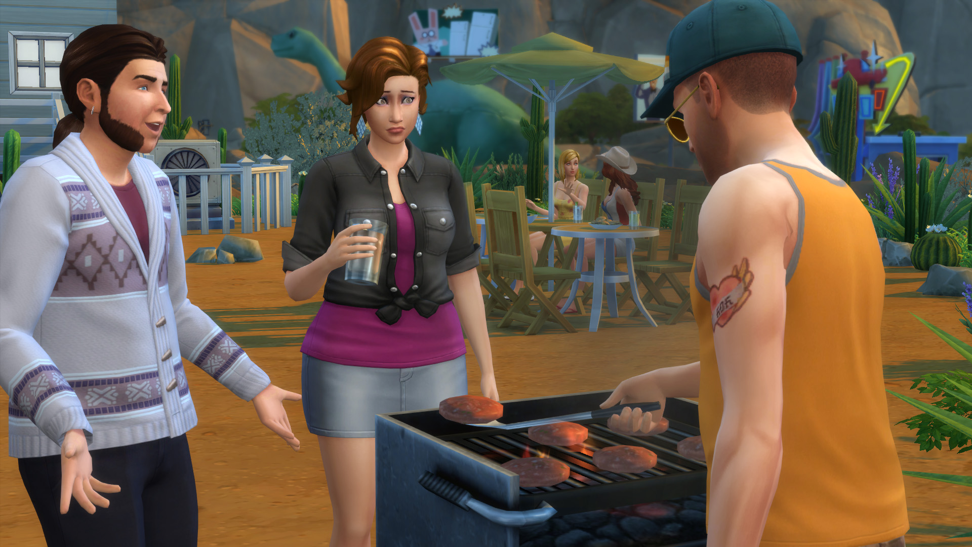 The Sims 4: Meet Oasis Springs! – simcitizens