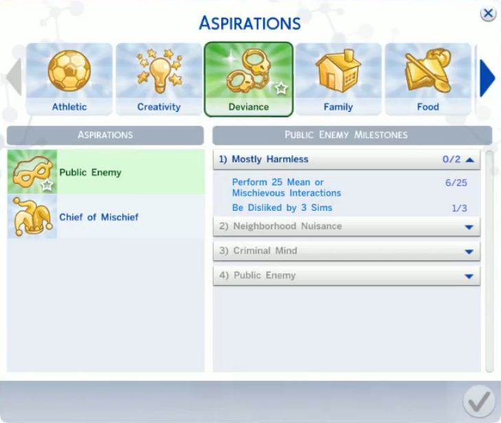 sims 4 change career branch