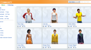 The Sims 4 Gallery Community
