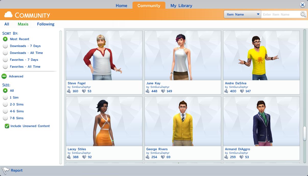 Sims 4 Cas Newhairstylesformen2014 Com