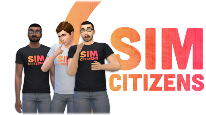 The Sims 4 SimCitizens Staff