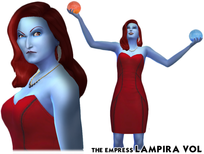 The Sims 4 The Empress
