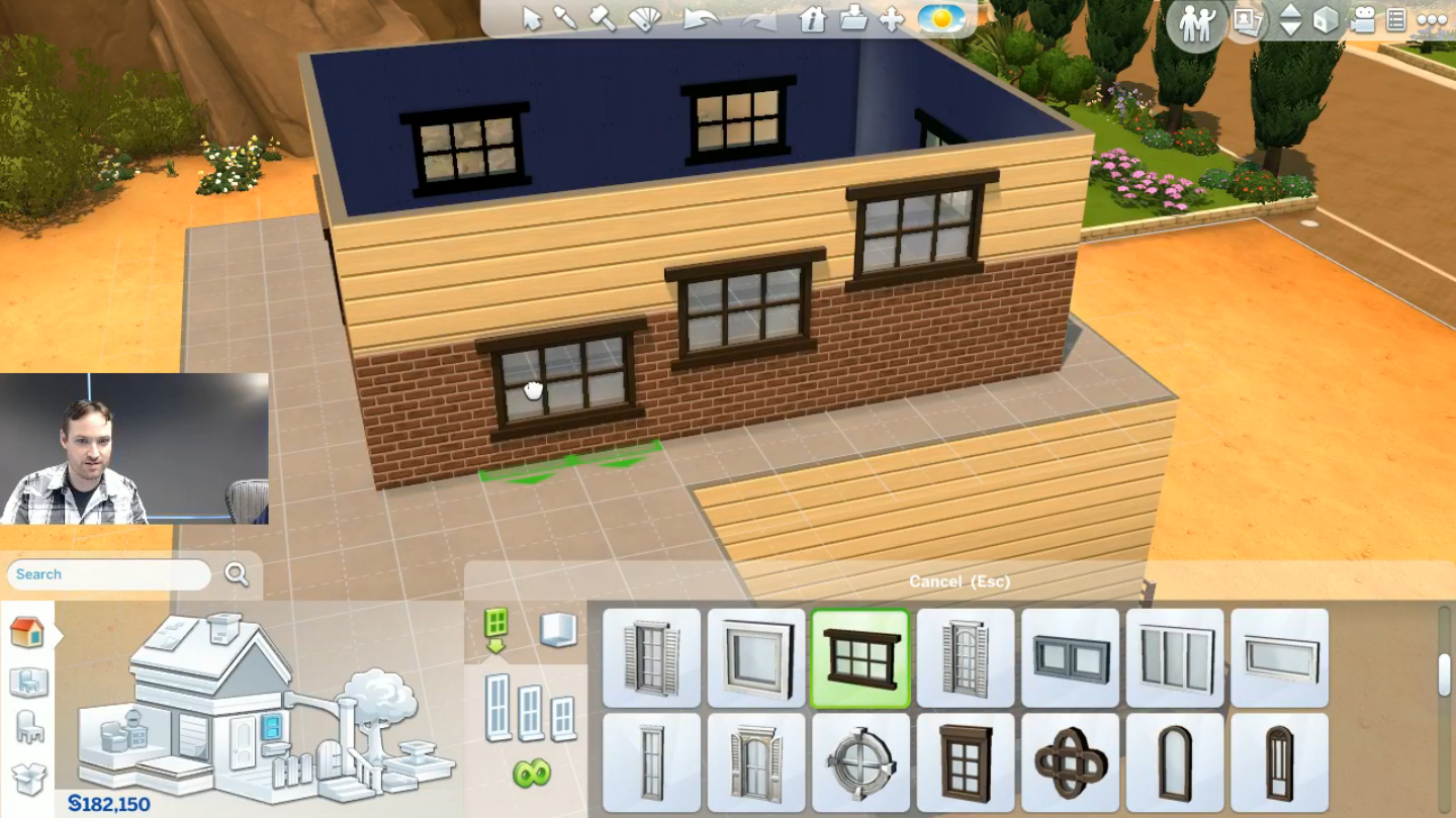 sims 4 how to make separate worlds