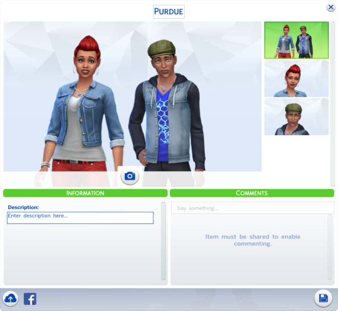 sims 4 how to find saves