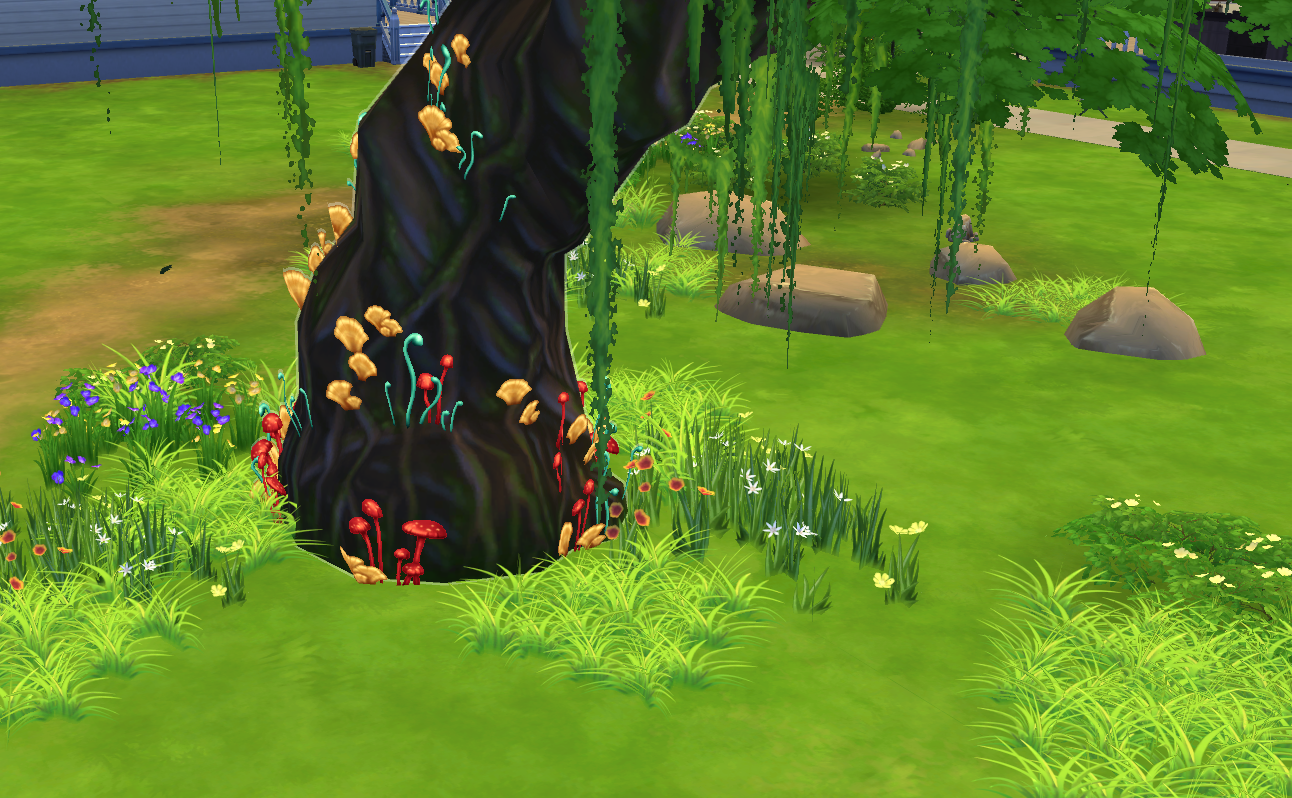 sims 4 how to build in sylvan glade
