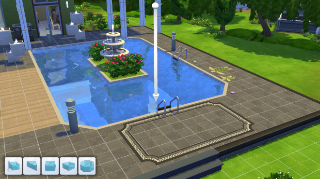 how to go on tour on sims 3