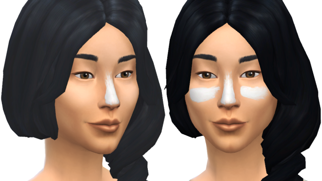 Sims 4 Sunscreen