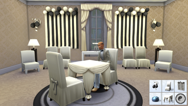 Sims 4 Up All Night Furniture