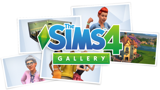 The Gallery is Now on TheSims.com