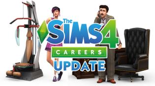 Sims 4 Careers Update