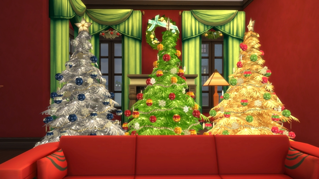 Sims 4 Christmas Trees – simcitizens