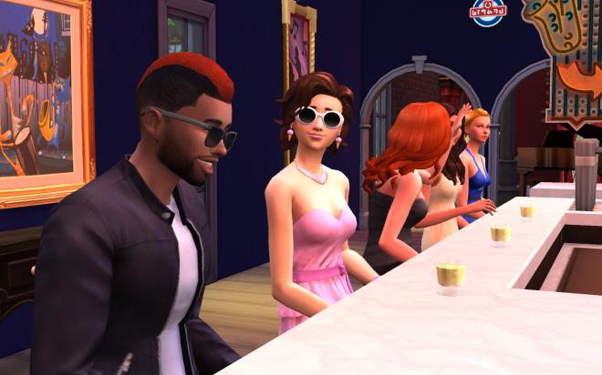 Sims 4 Frohawk