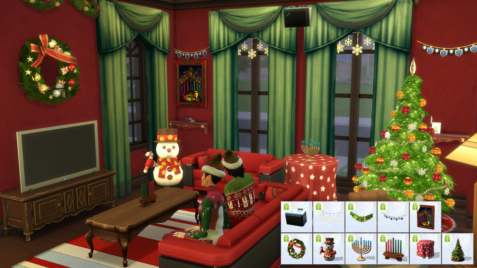 The Sims 4 Holiday Celebration Pack Object List – simcitizens