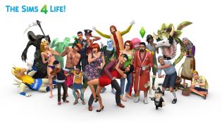Sims 4 Celebration