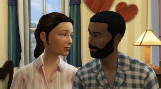 Sims 4 Couple