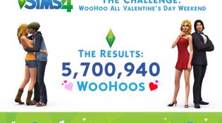 Sims 4 WooHoo Weekend Results
