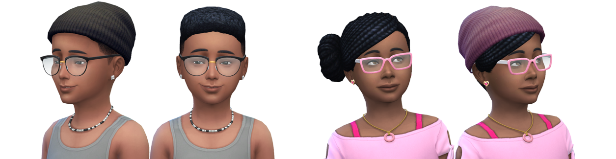 New Hairstyles And Clothing In The Sims 4 Get To Work Simcitizens