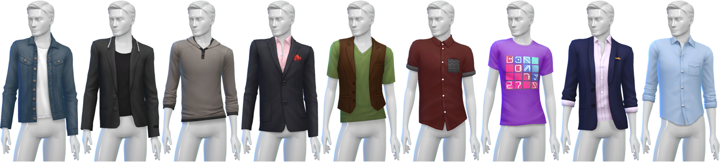 New Hairstyles And Clothing In The Sims 4 Get To Work