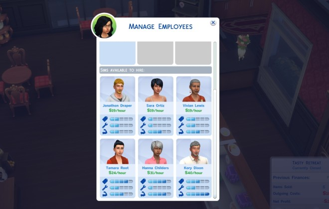 Manage Employees
