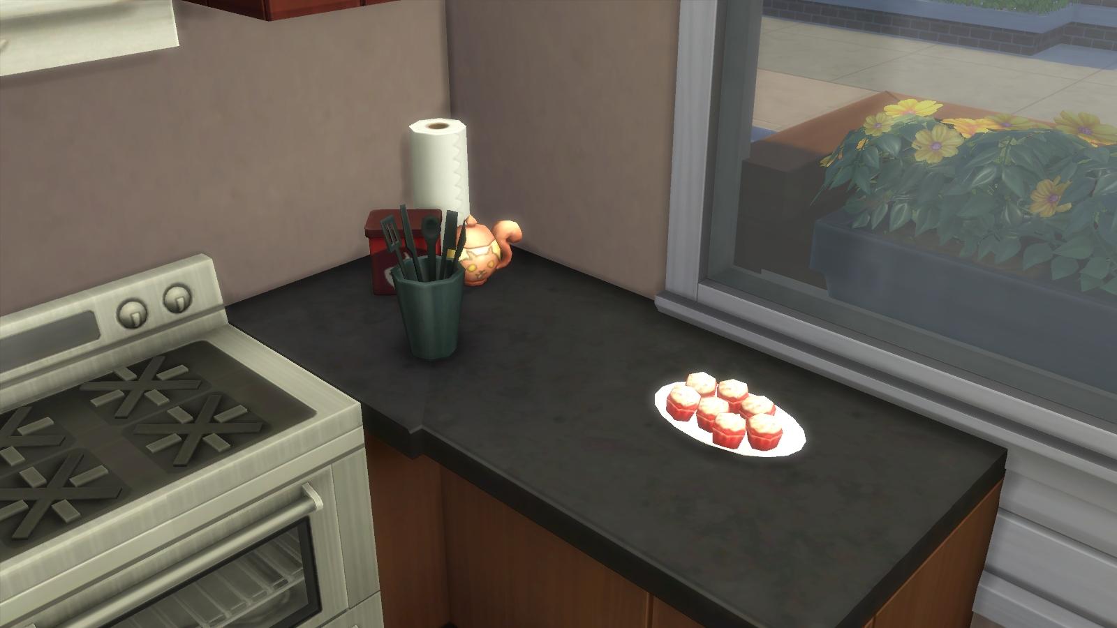 Sims  Signature Cake